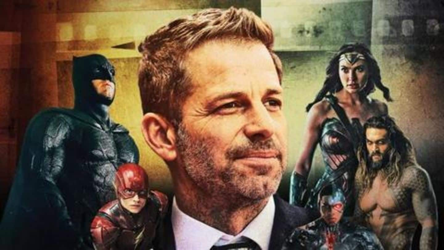 Zack Snyder's 'Justice League' is finally releasing. Fans are thrilled!