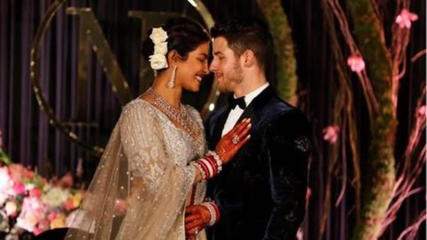 Nick even fetched cylinders during our wedding preparations: Priyanka