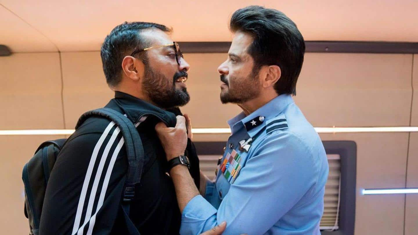 IAF slams Anil Kapoor over uniform inaccurately donned in short film