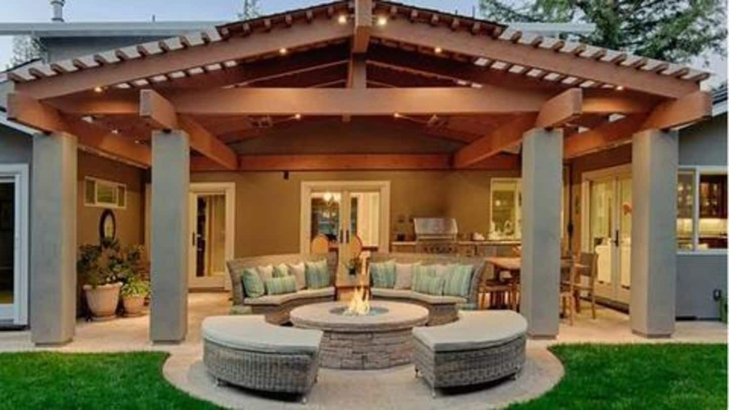 Five ways to match your interior and exterior home decor