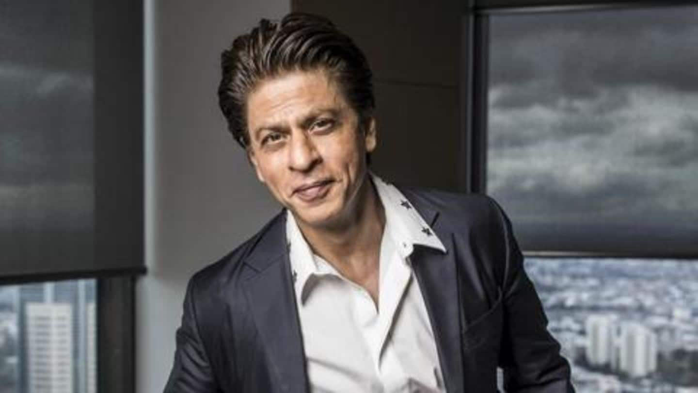 Shah Rukh Khan to support cyclone-ravaged West Bengal