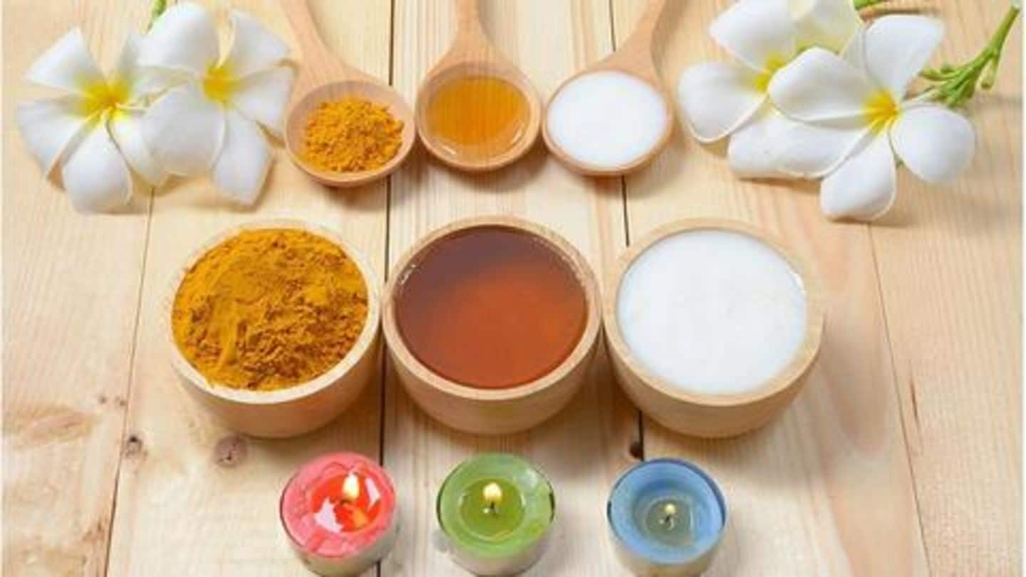 Want golden-glowing skin? Try these five natural homemade face masks