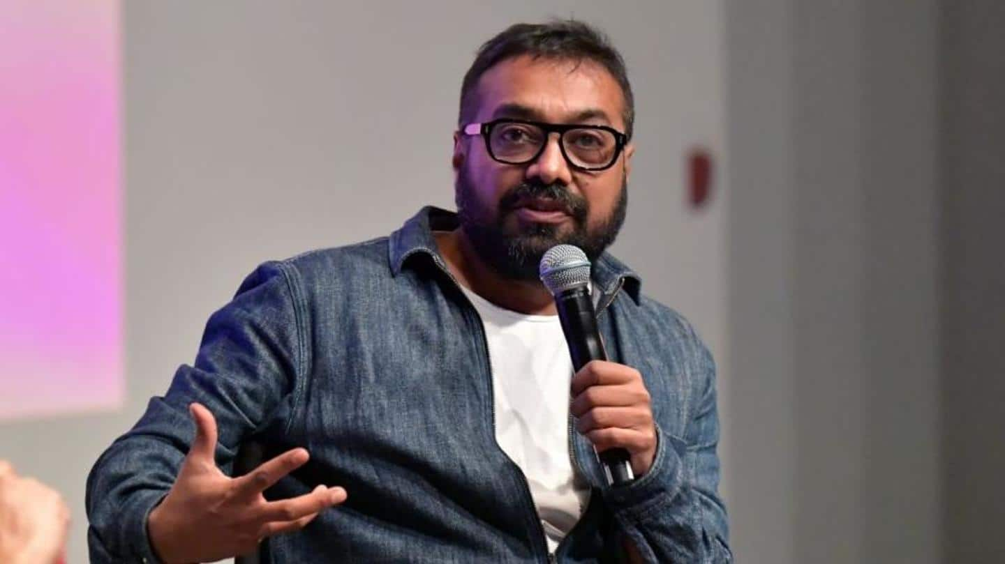 """Anurag Kashyap posts message for """"haters"""" after Income Tax raids"""