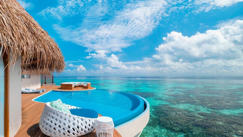 Maldives issues travel advisory for Indian tourists amid COVID-19 surge  NewsBytes