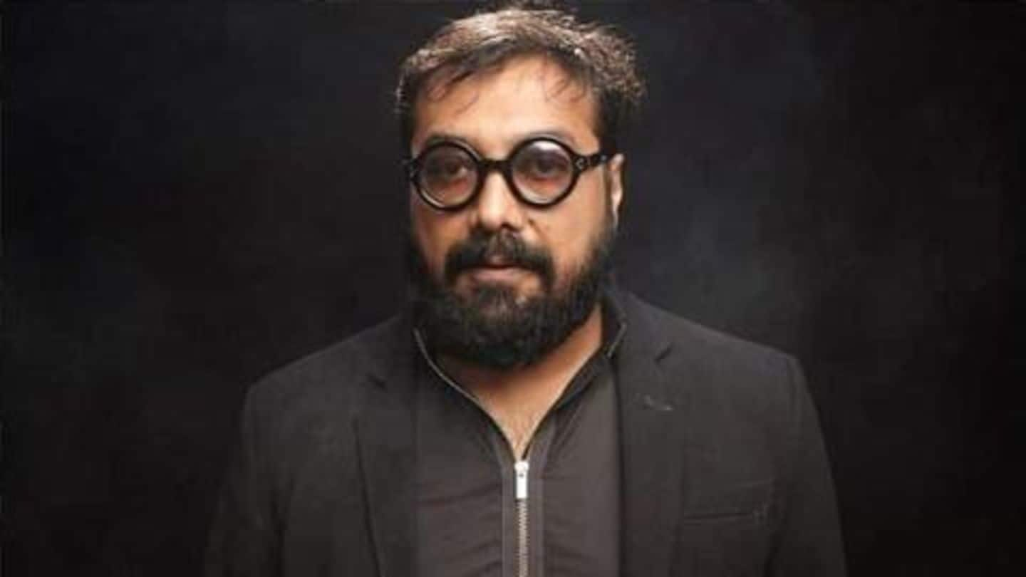 Good Bad Films: Anurag Kashyap launches new production banner