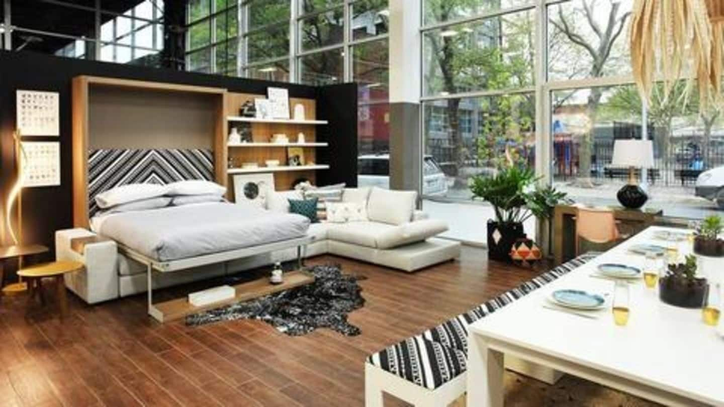 5 smart furniture items you must have at your home