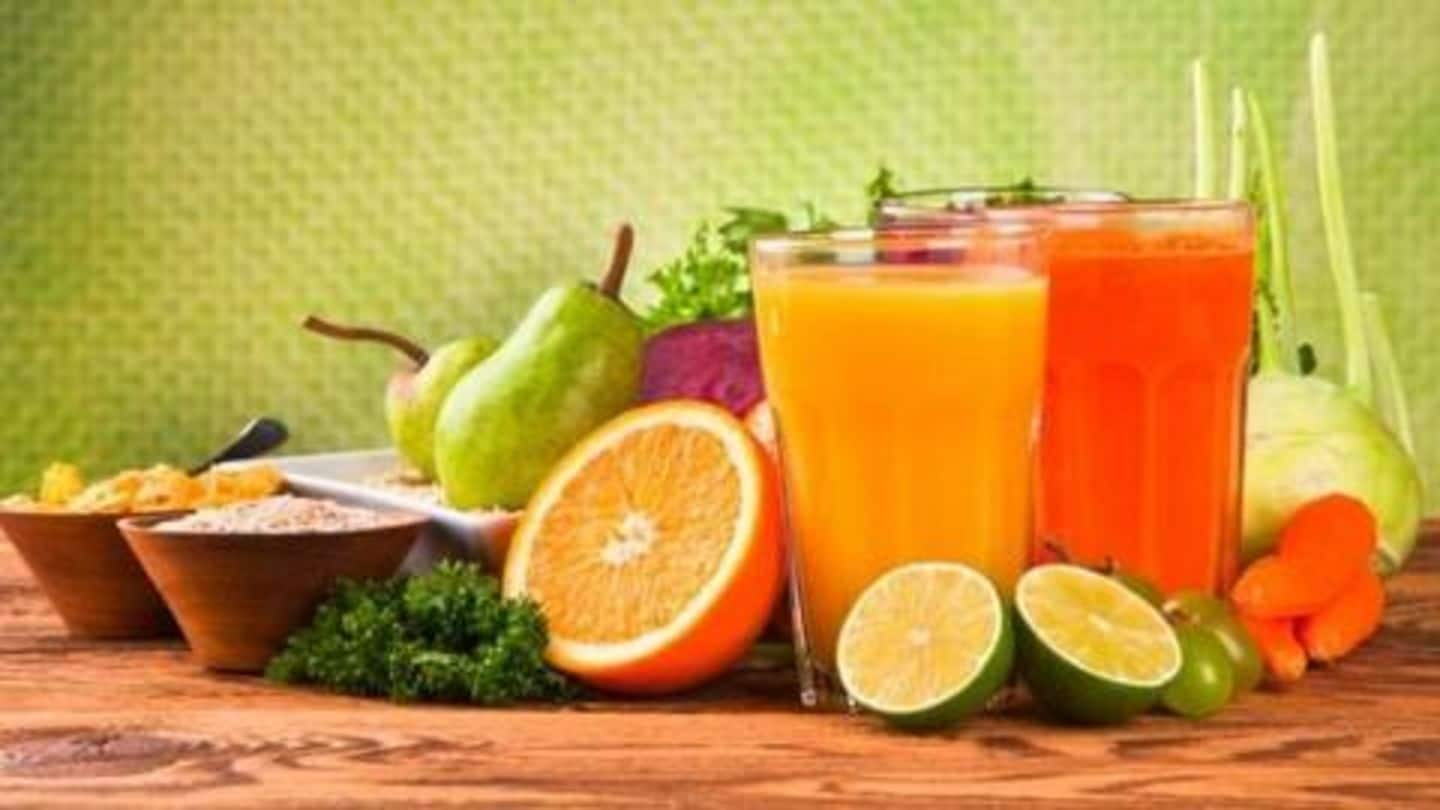 Weight loss: Six healthy juices you should include in diet