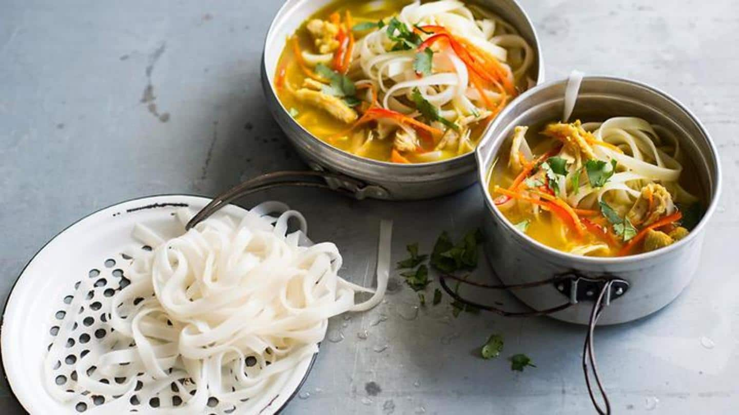 How to cook delicious Tibetan-style thukpa noodle soup