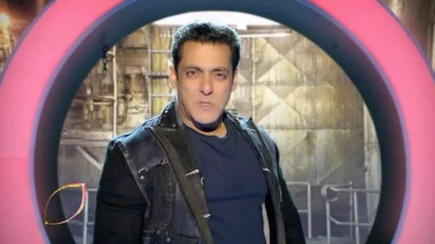 'Bigg Boss 14': Salman's show to premiere on October 3
