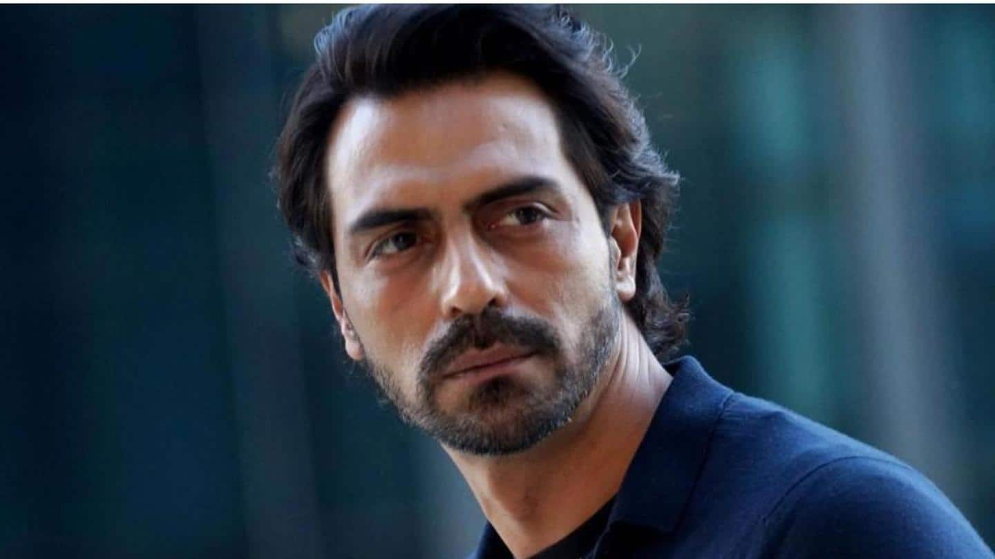 Arjun Rampal's house searched by Narcotics Control Bureau