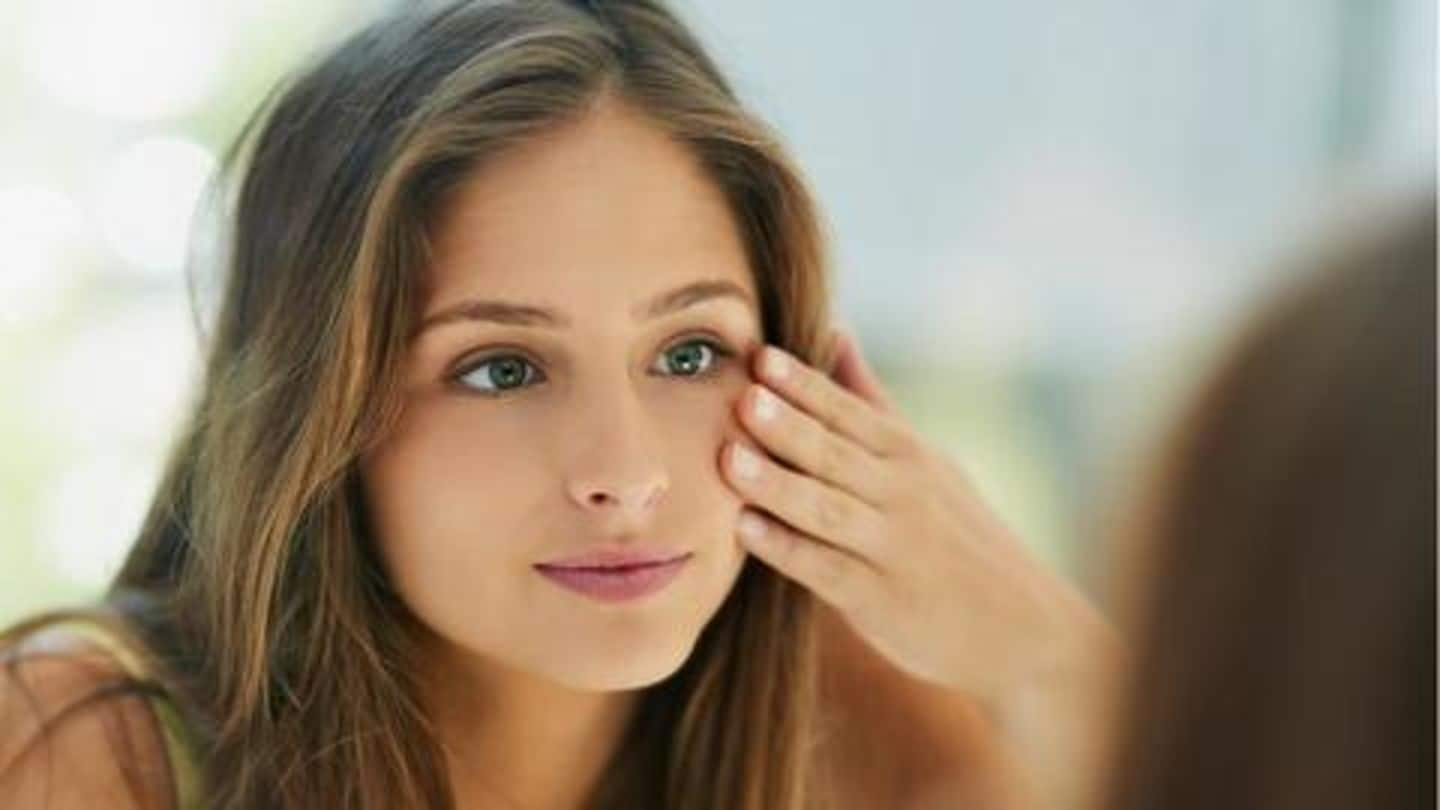 Five foods to help you get rid of dark circles