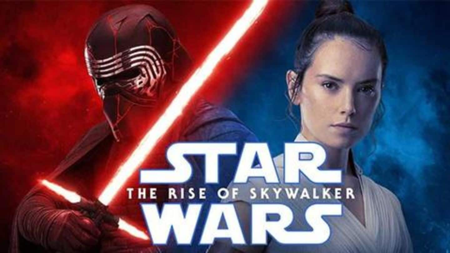 'The Rise of Skywalker' posts fifth-highest preview collection ever