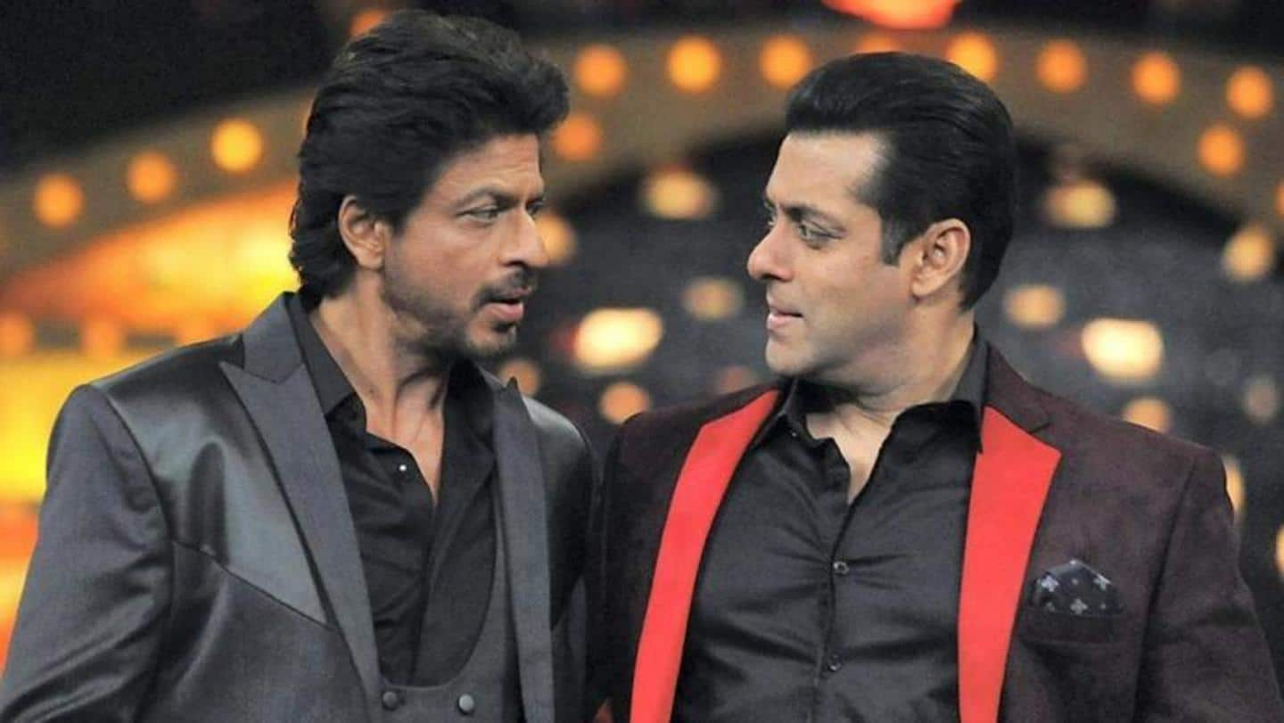 Salman Khan set to appear as Tiger in SRK's 'Pathan'