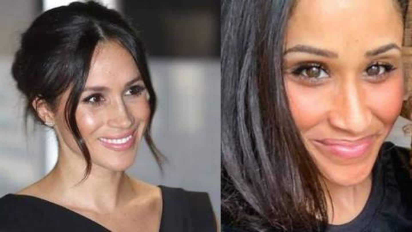 The Internet just found Meghan Markle's lookalike. Check out here!