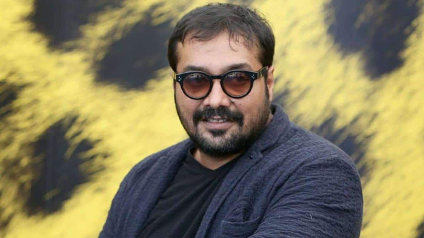 """""""Baseless"""": Anurag Kashyap responds to sexual harassment allegation"""