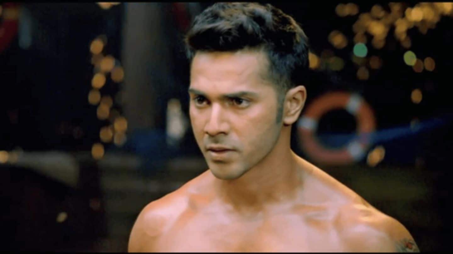 Varun's 'ABCD 2' dialog inspires Israel government; actor is thrilled