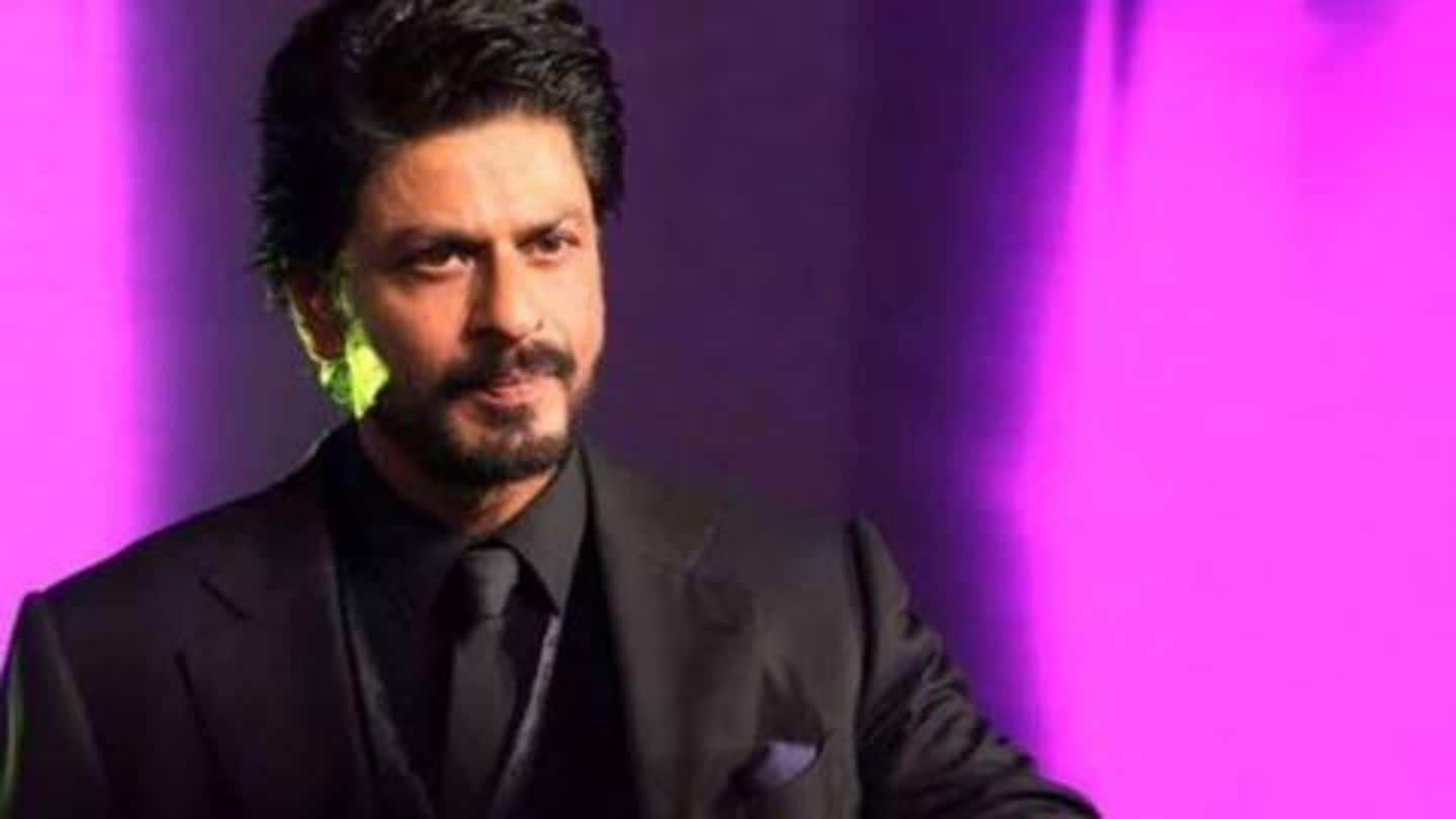 No, SRK isn't the first Indian to feature on Burj
