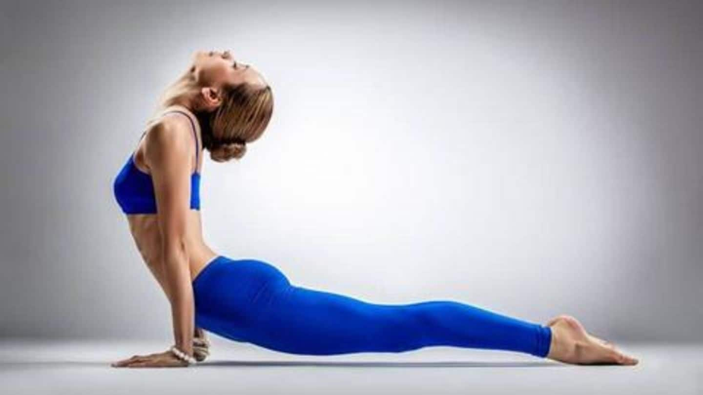 Want to lose weight? Perform these five Yoga asanas