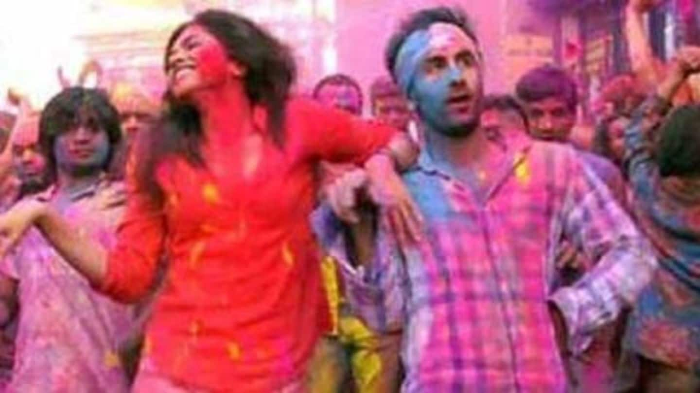 #6YearsOfYJHD: Ranbir, Deepika recreate the iconic Balam Pichkari moment