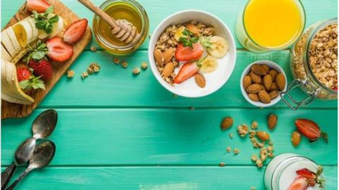 Five healthy morning habits to help you lose weight