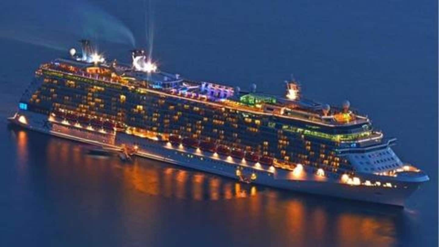 Top five best luxury cruise ships in the world