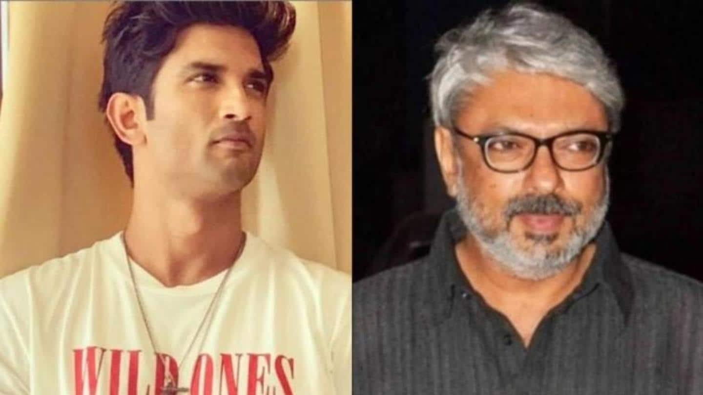 SSR death: Sanjay Leela Bhansali to be questioned by police