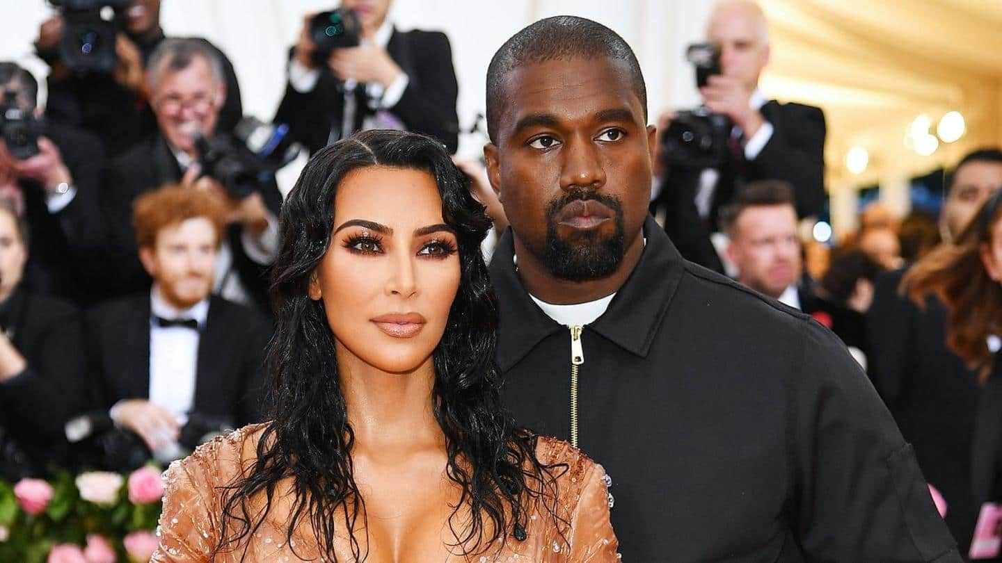 Kanye: Have been trying to divorce Kim for two years