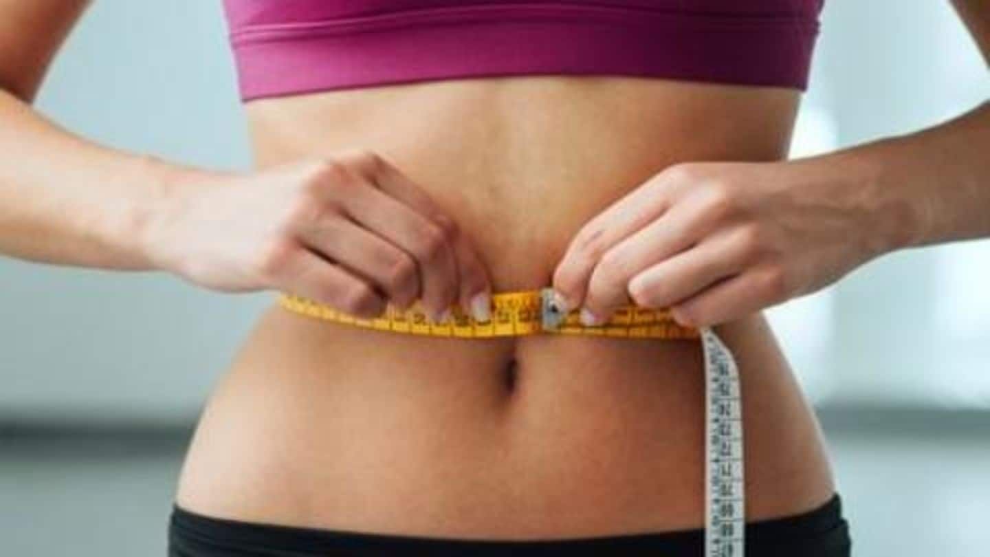 Five easy tips to lose those stubborn love handles