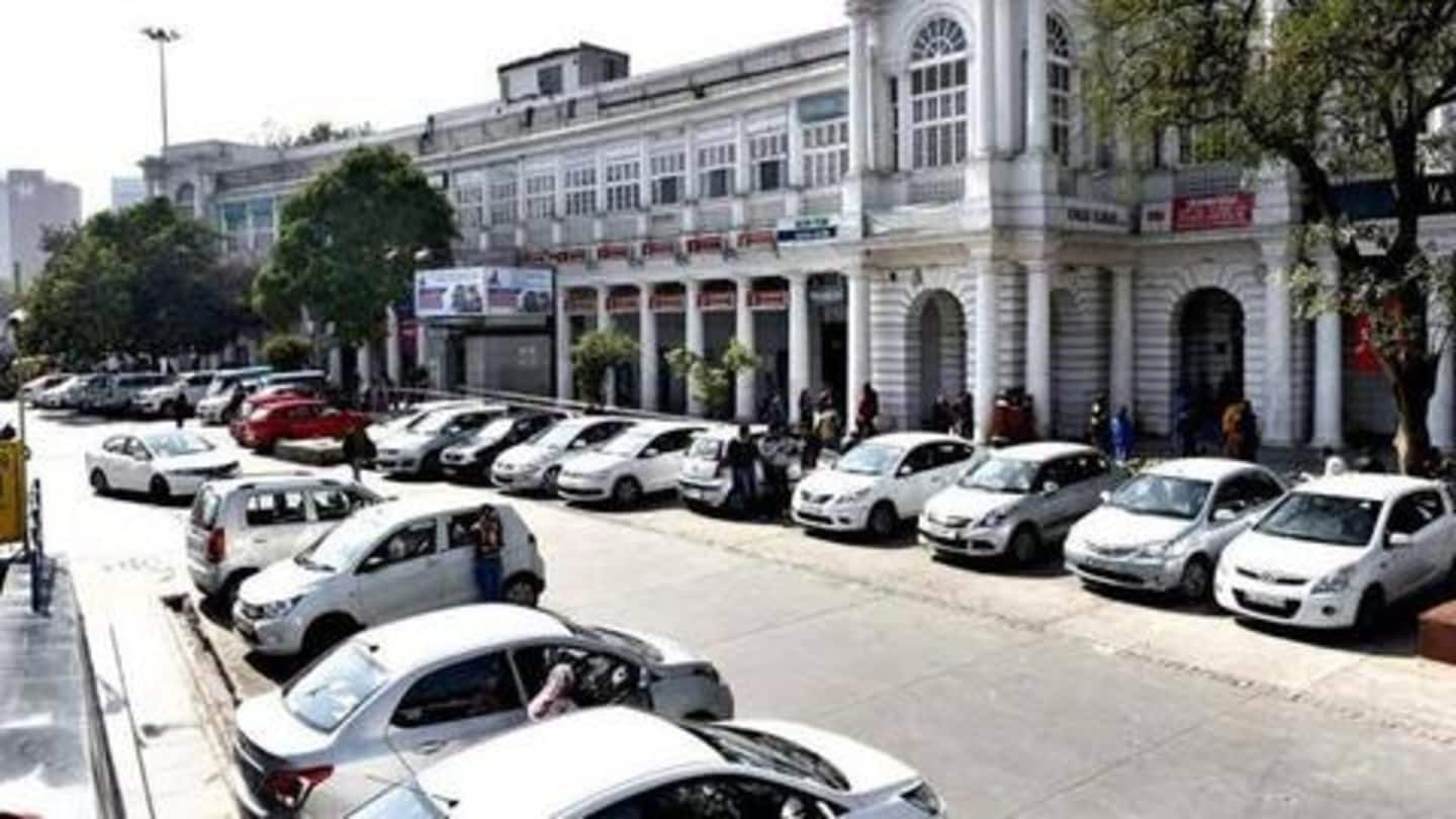 Delhi government's plan: Rs. 1,000 parking fee for 10 hours