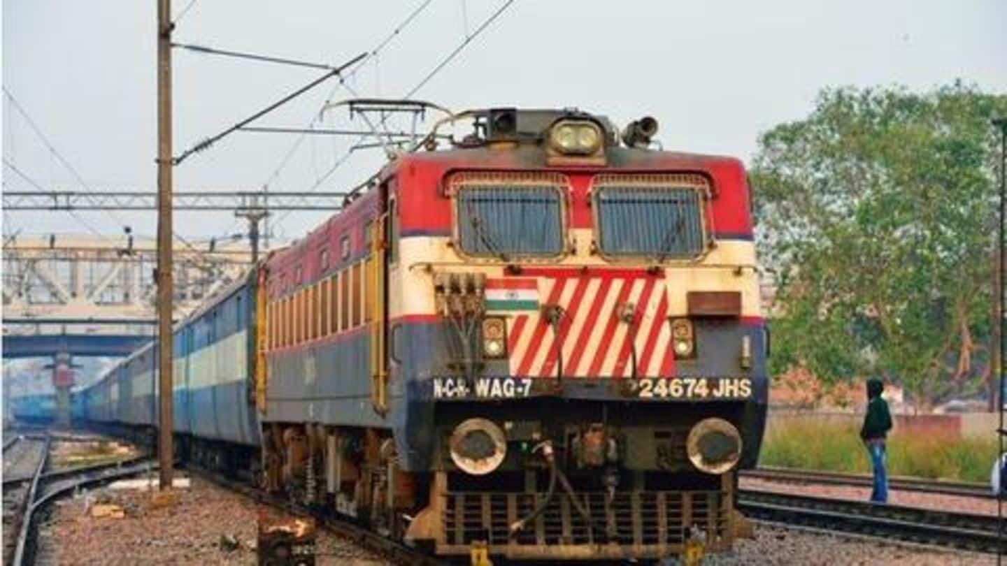 Indian Railways to ban single-use plastics from October 2