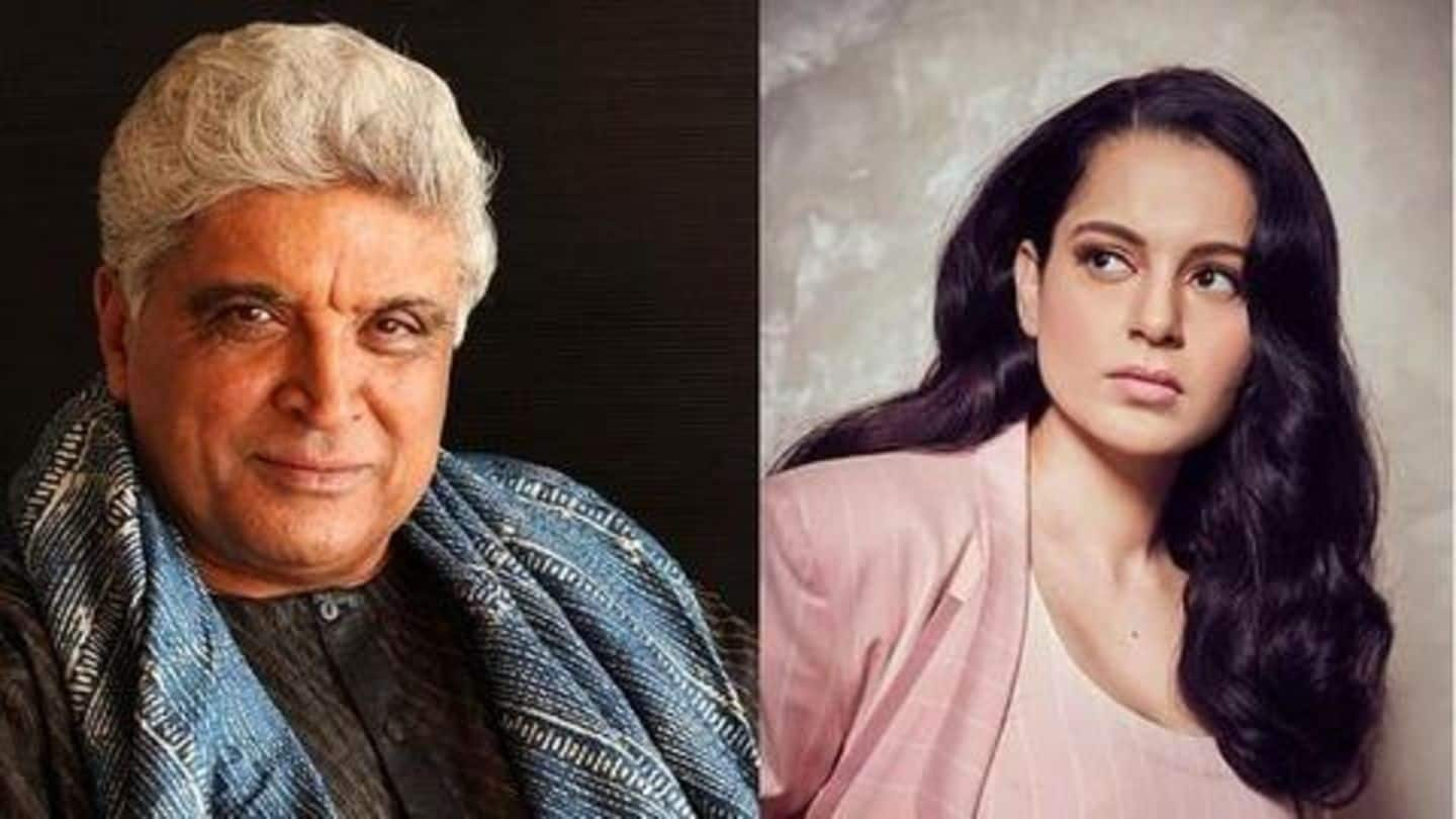 Javed Akhtar threatened Kangana, said 'apologize' to Hrithik: Rangoli Chandel