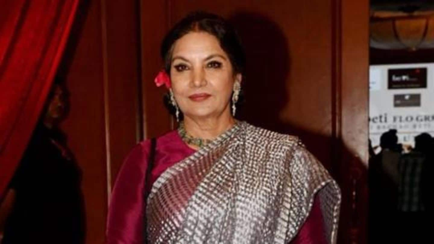 Shabana Azmi accident: PM Modi, celebrities pray for her recovery