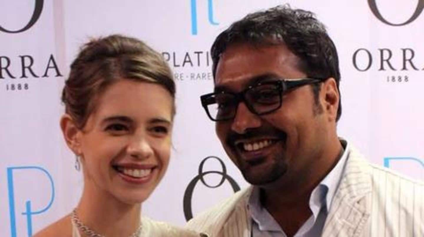 Here's how ex-husband Anurag Kashyap reacted to Kalki's pregnancy