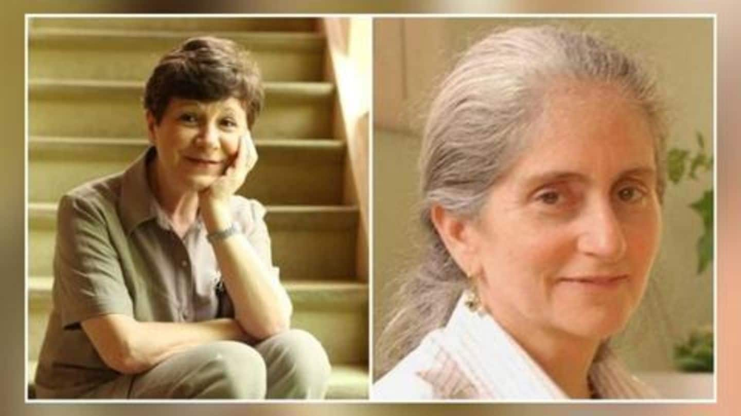 Who are the two Brazilian women honored with Padma Shri?