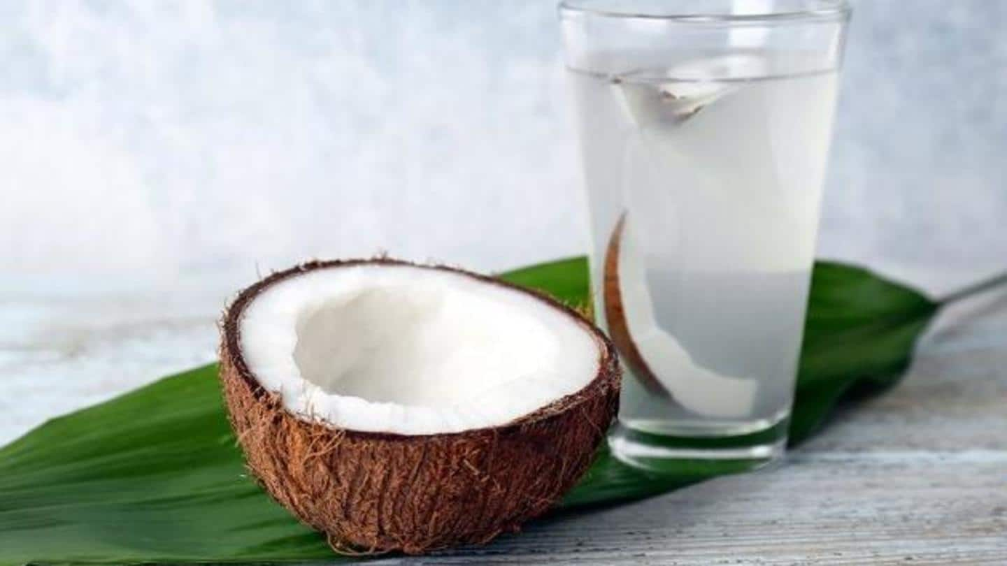 Here are some remarkable benefits of coconut water