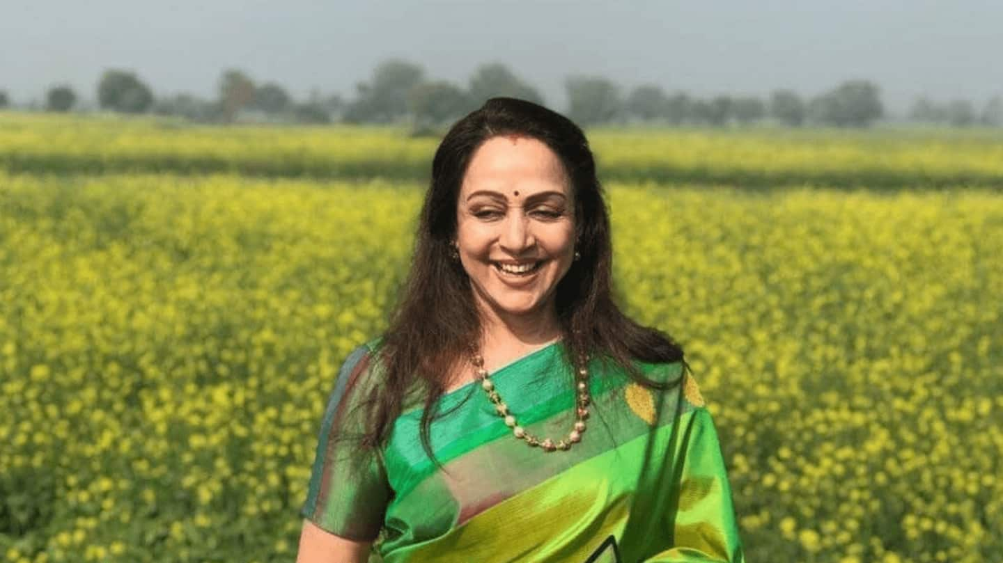 Farmers don't know what they want, says BJP's Hema Malini