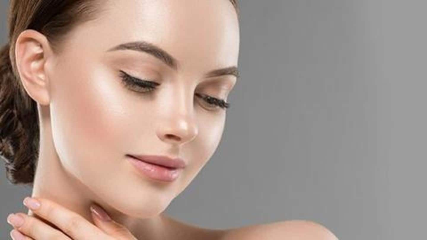 Five mistakes to avoid if you want a glowing skin  NewsBytes