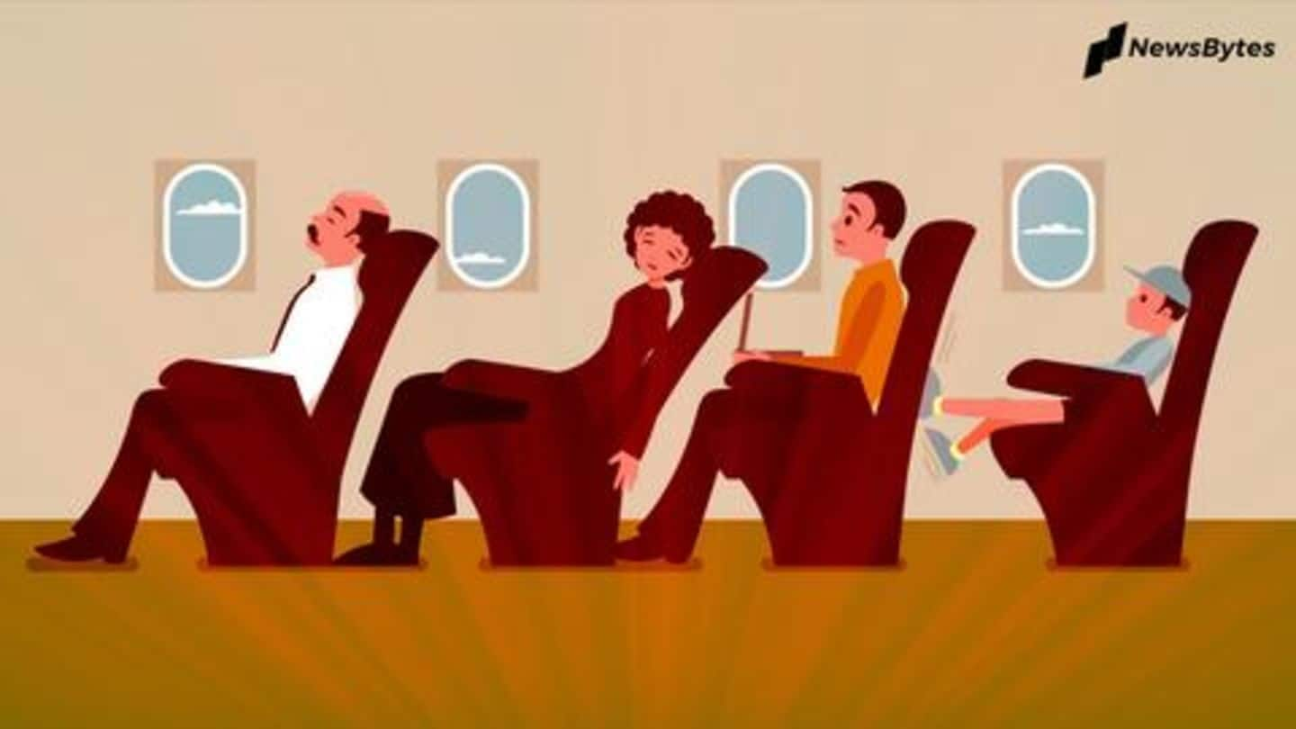 Six tips to help you survive a long flight