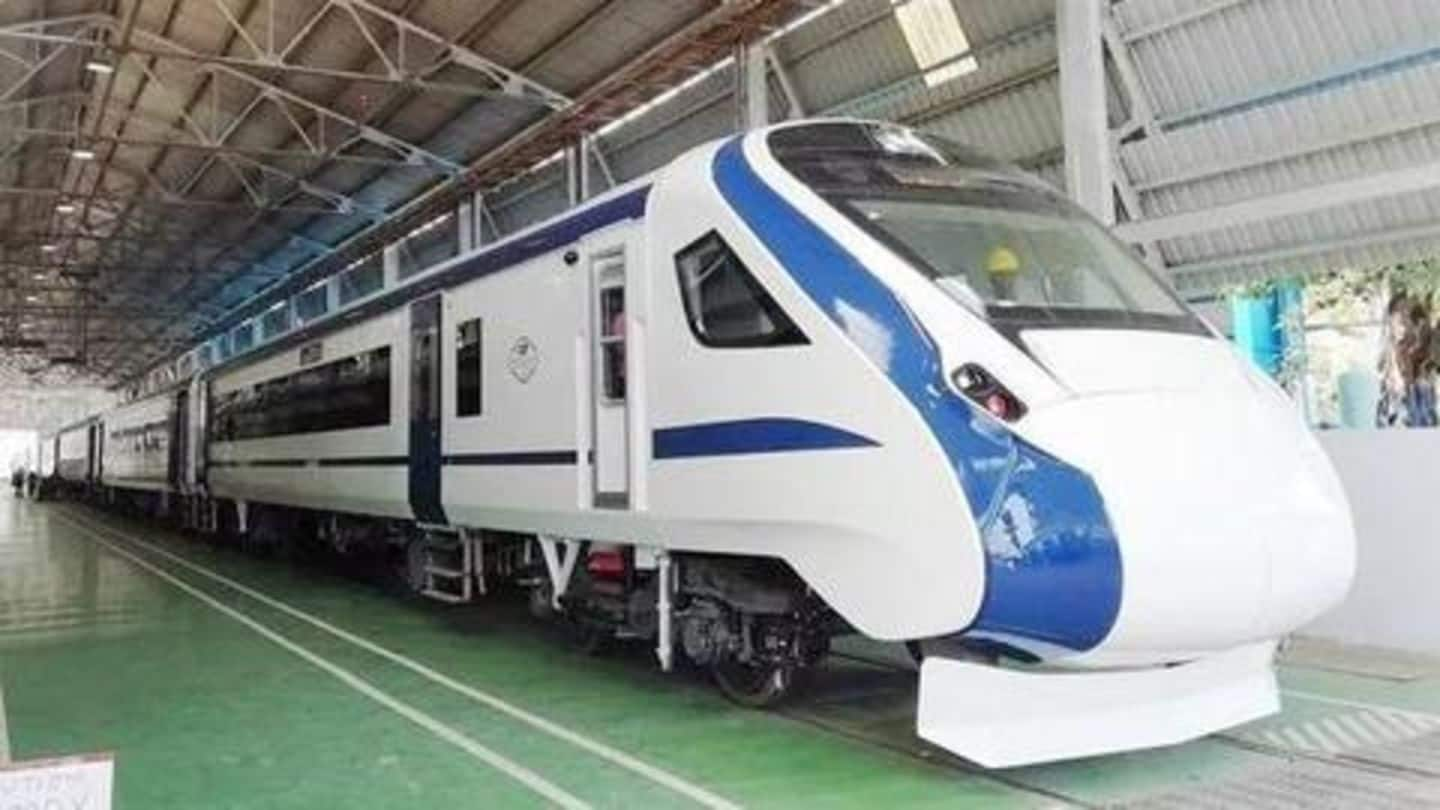Train 18, India's first engine-less train, trial-run today: Details here