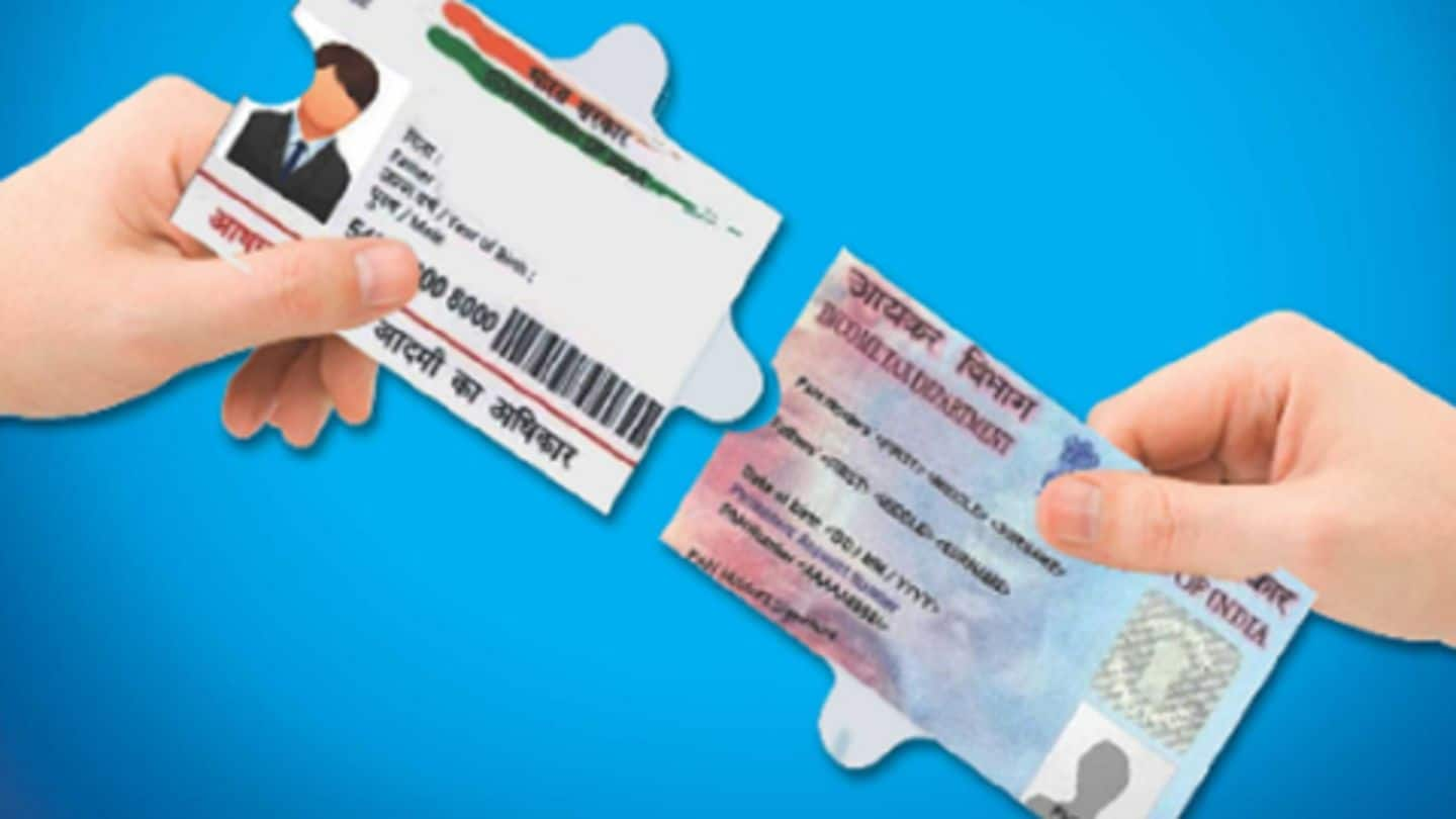 Automatic PAN generation for taxpayers using Aadhaar to file ITR