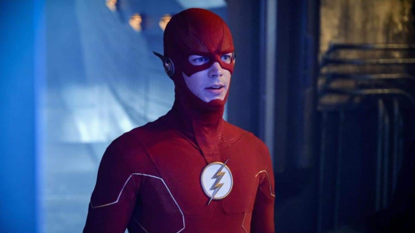 Chillblaine is the new villain in 'The Flash' Season 7