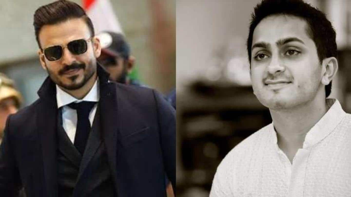 Vivek Oberoi's brother-in-law Aditya Alva named in Karnataka drugs case