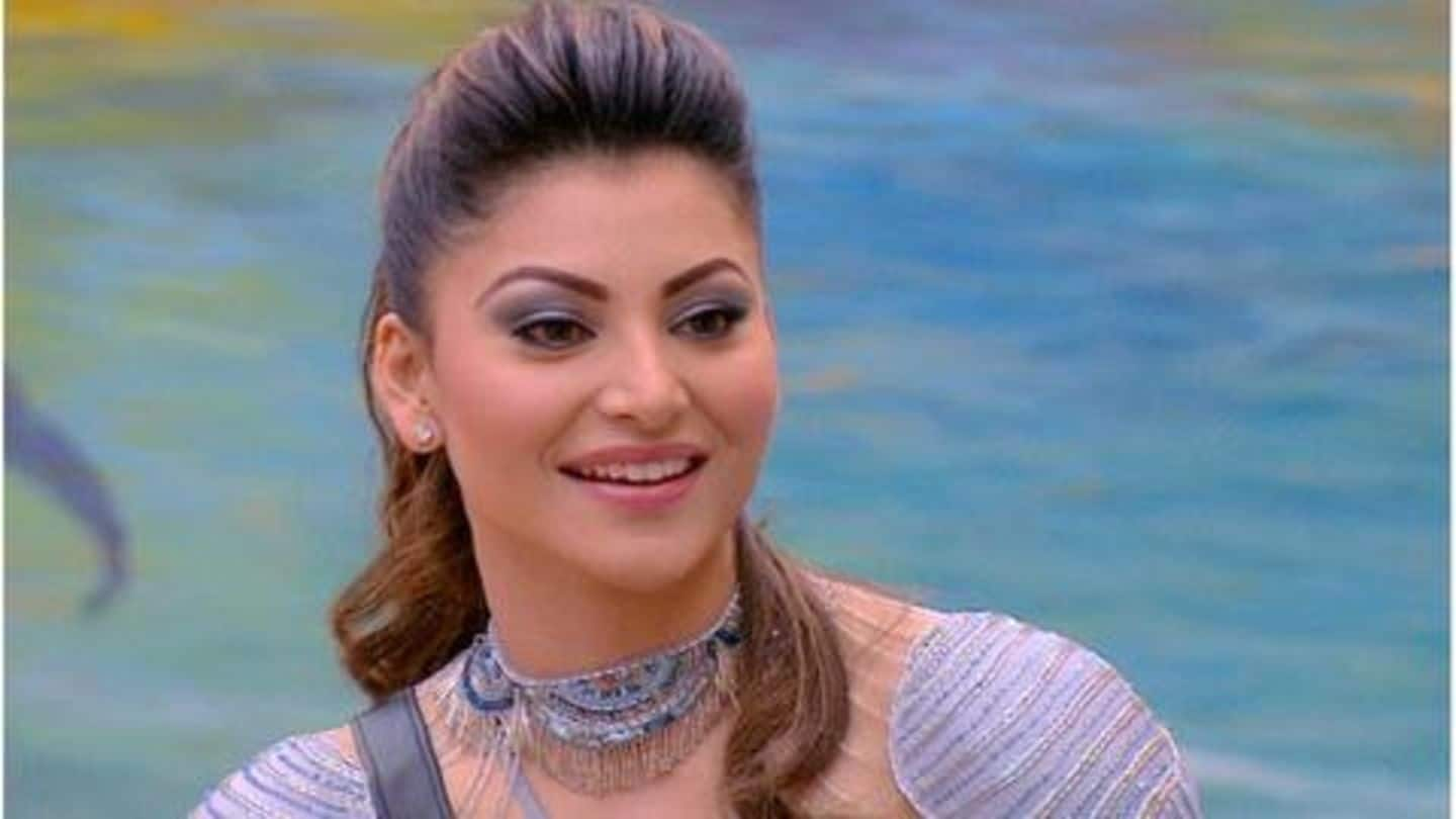 At it again! Urvashi Rautela copy-pastes writer's tweet on 'Parasite'
