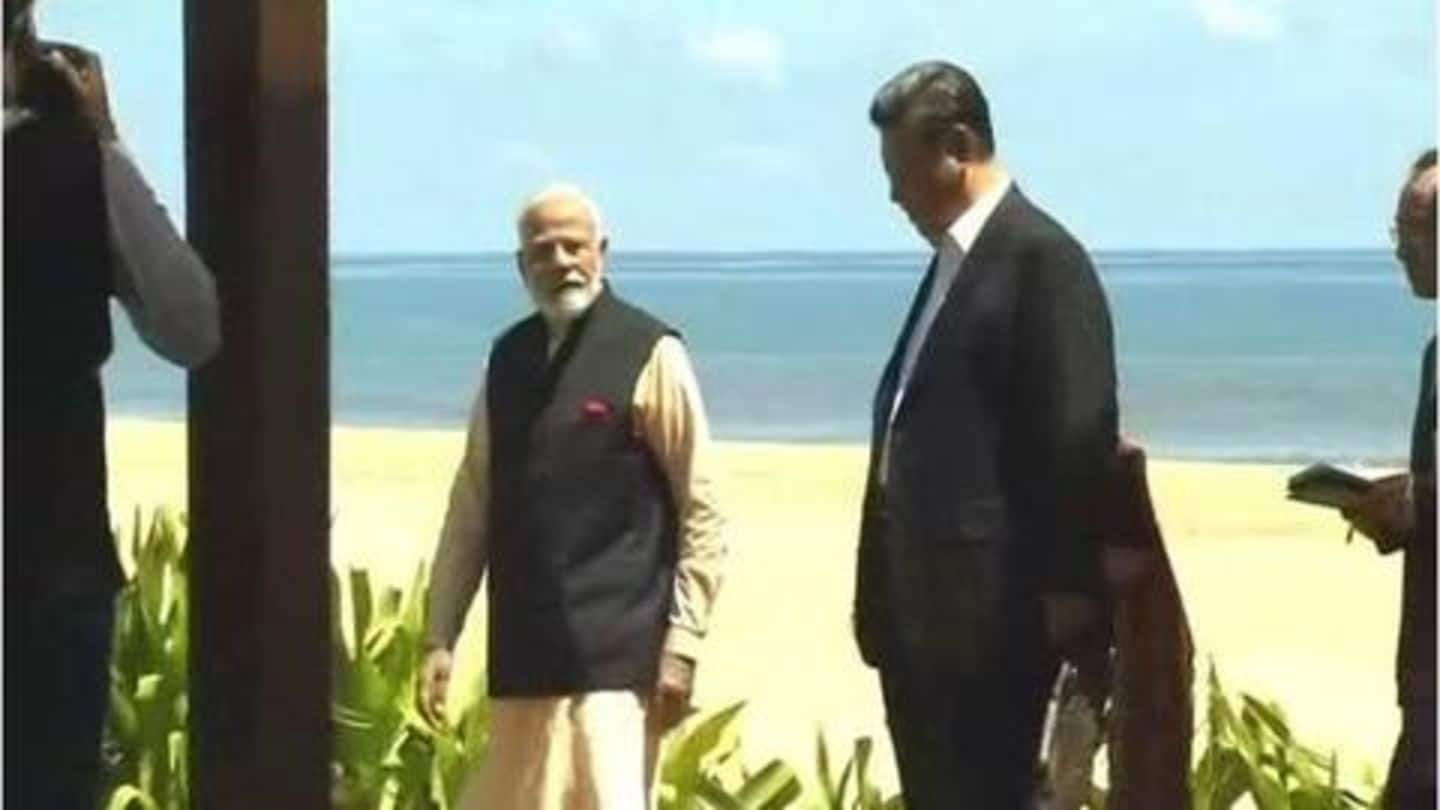 Chennai Connect marks new chapter for India-Sino relationship, says PM