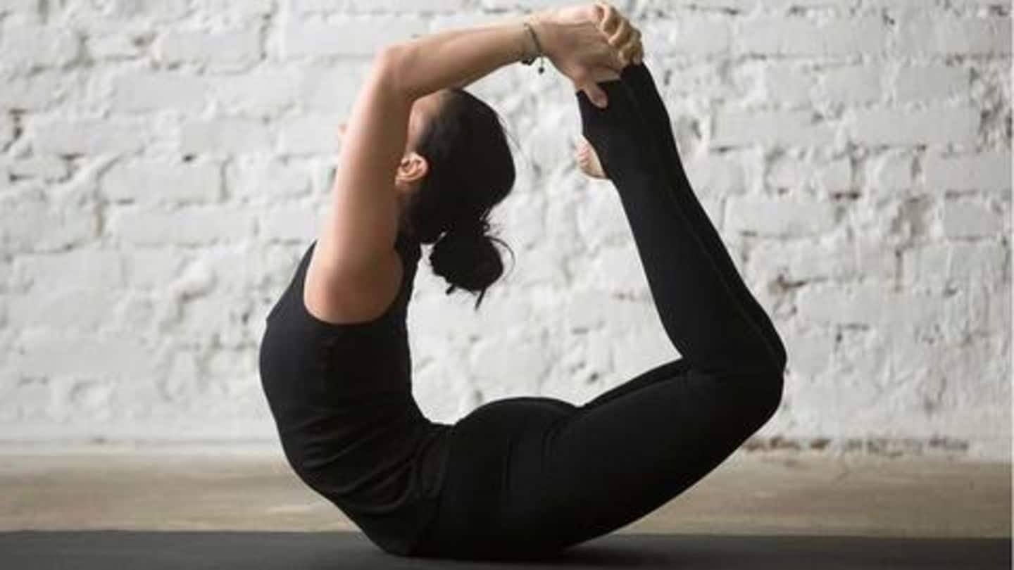 Want healthy, glowing skin? Perform these five Yoga poses