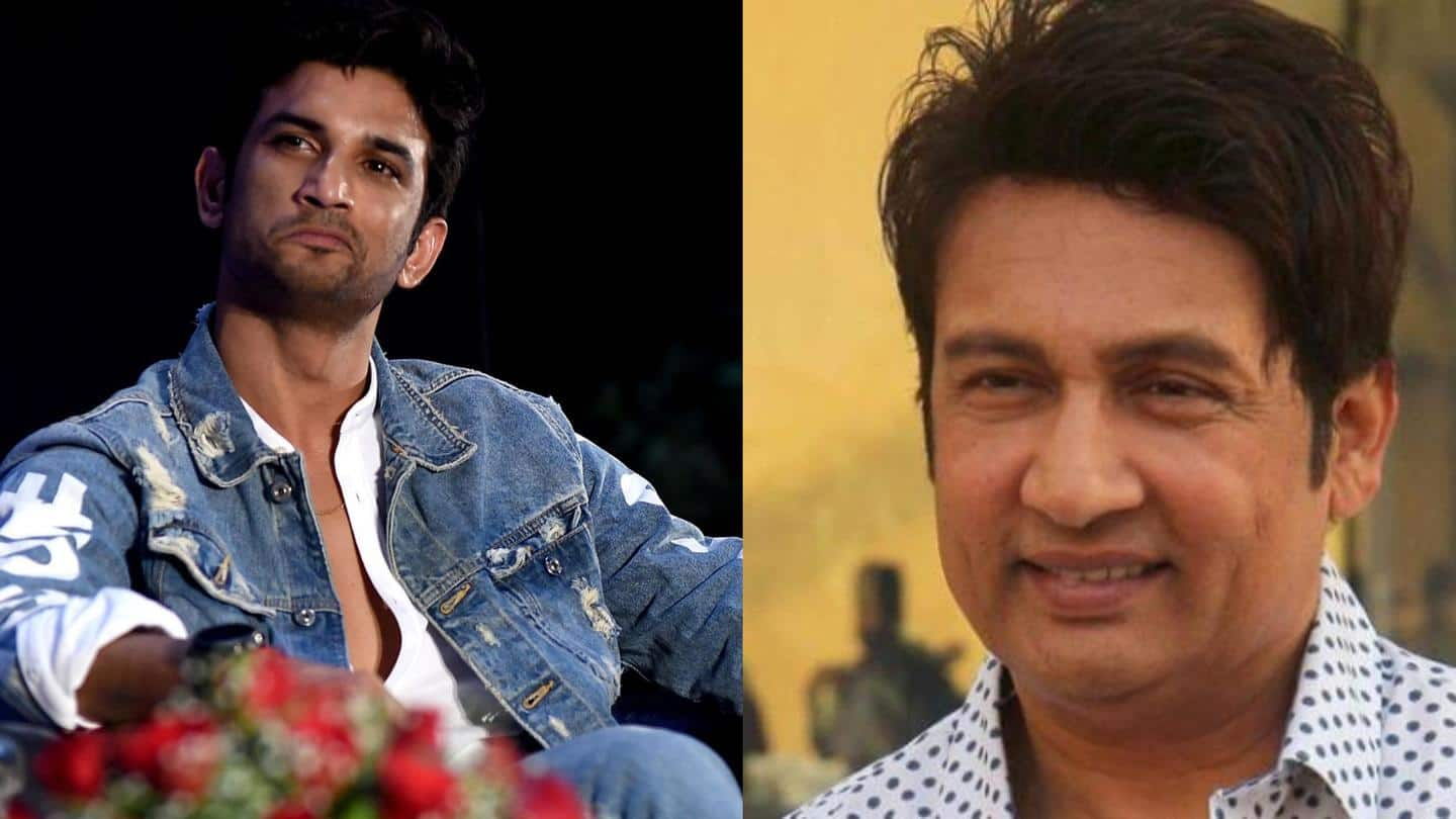 200% sure Sushant was killed, says Shekhar Suman