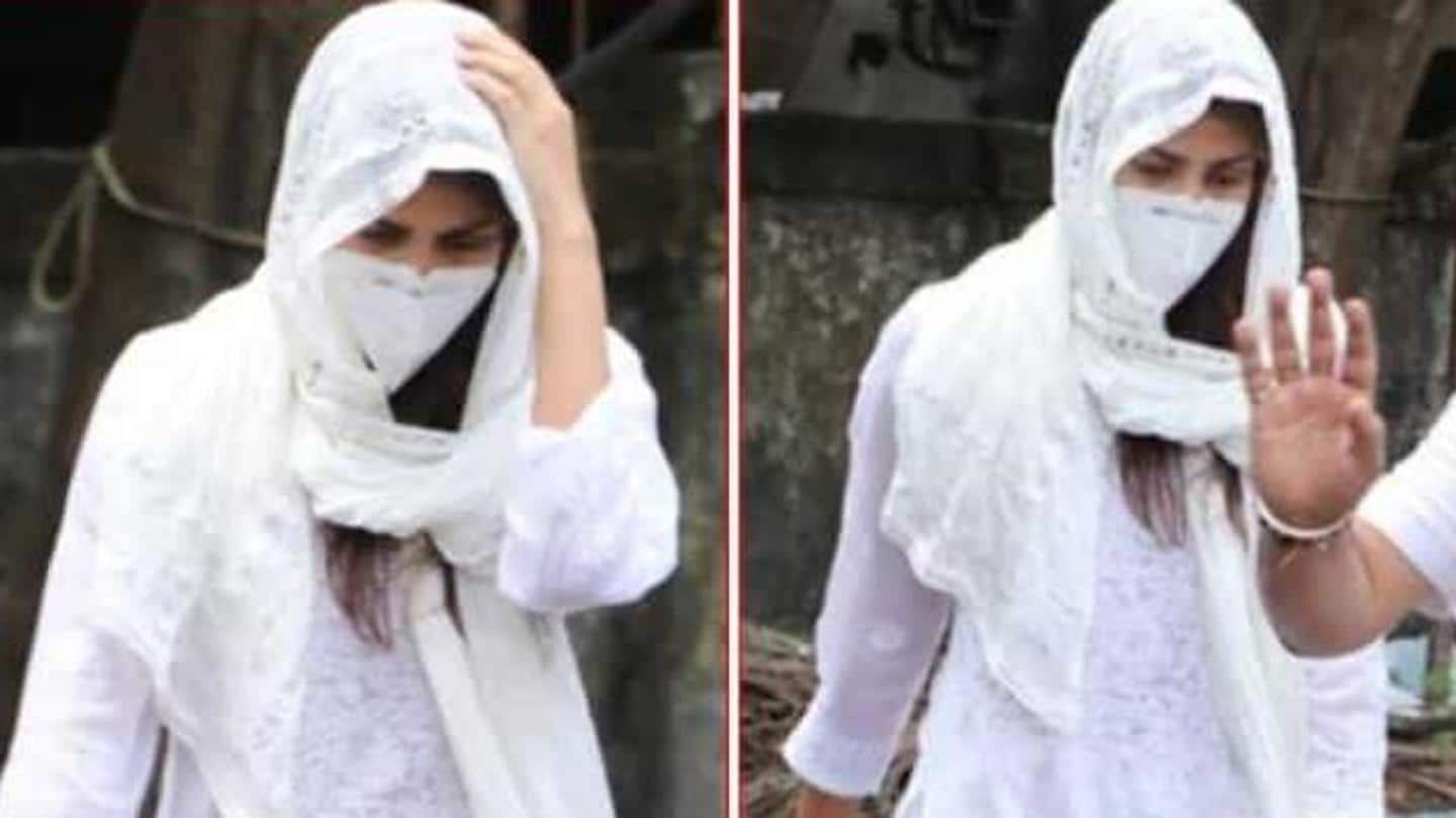 SSR death: Rhea Chakraborty visits hospital, to be questioned