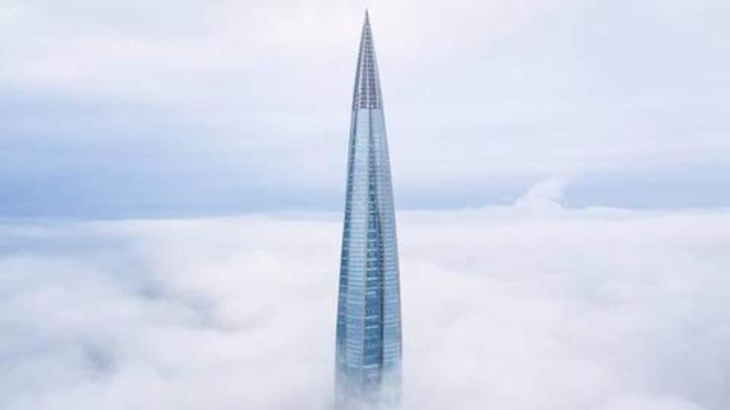 The most beautiful skyscrapers in the world