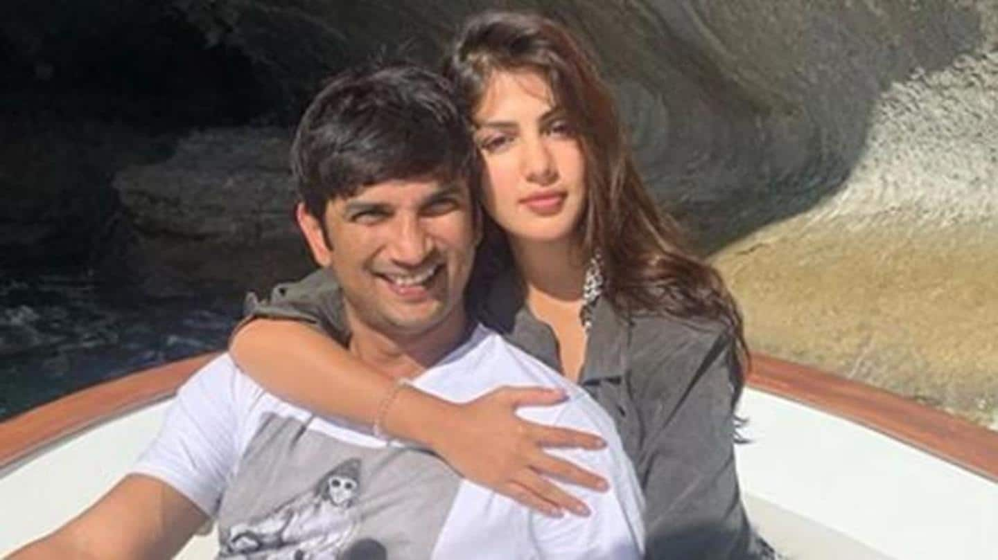 """Is this claustrophobia?"" Ankita refutes Rhea's claims about Sushant"