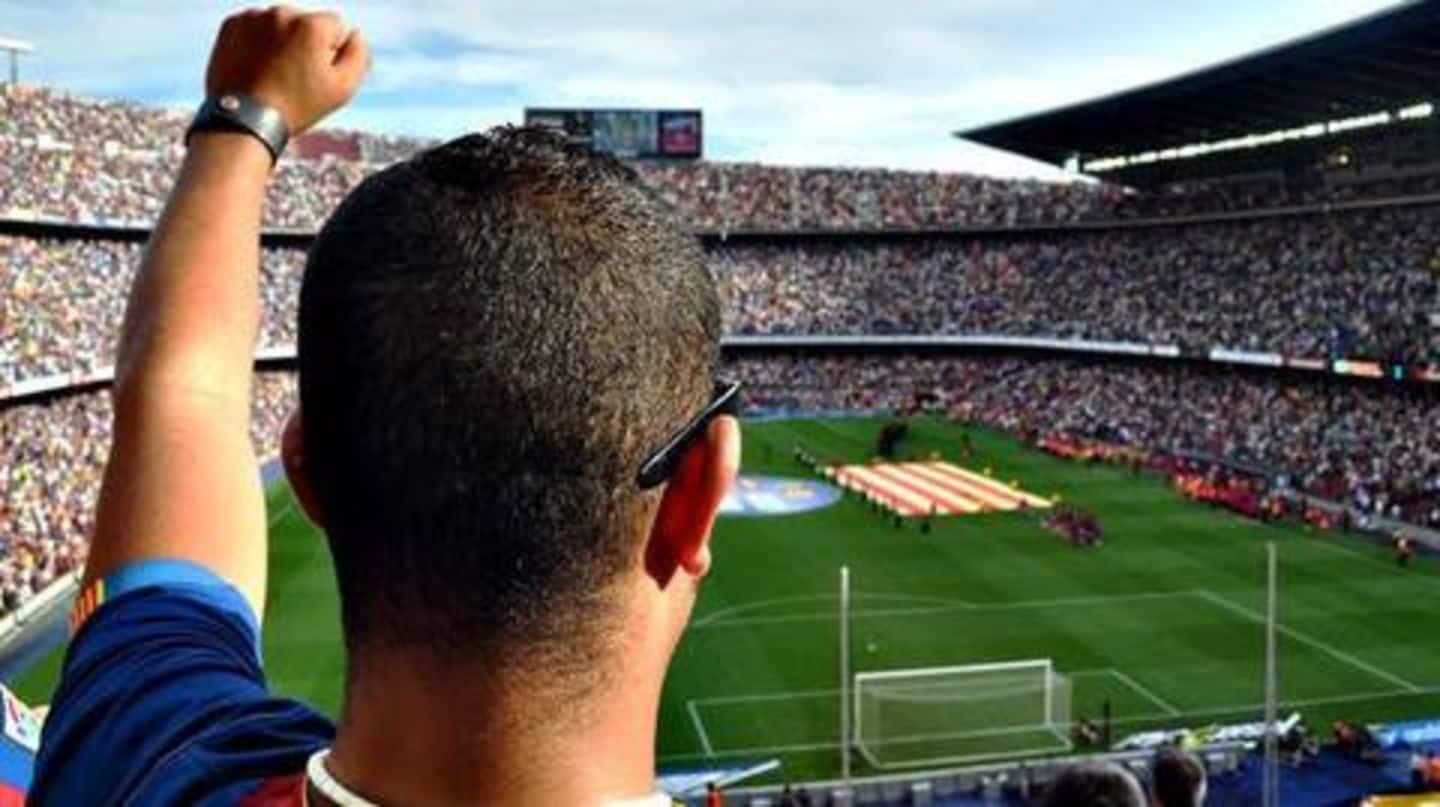 Love sports? Here are five cities you must visit once